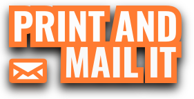 Print And Mail It