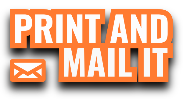 Print And Mail It Logo